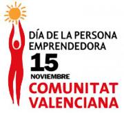 Dia de la persona emprendedora Comunitat Valenciana logo